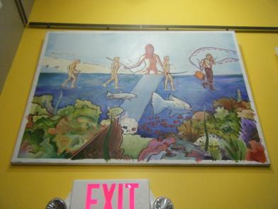 "Revalation Painting #1 (Set of 3) $500 36""x48"""