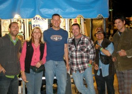 Minnesota State Fair Caricature Crew 2009
