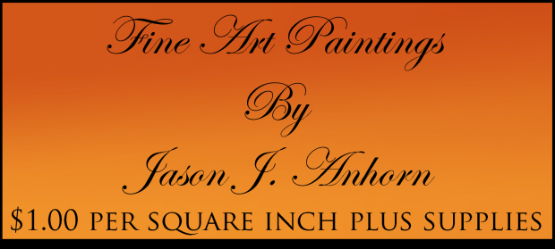 Contact jasonanhorn@gmail.com for viewings and requests for original paintings on canvas.
