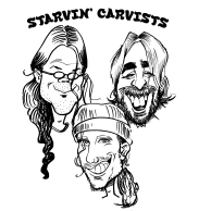STARVIN' CARVISTS SHIRT